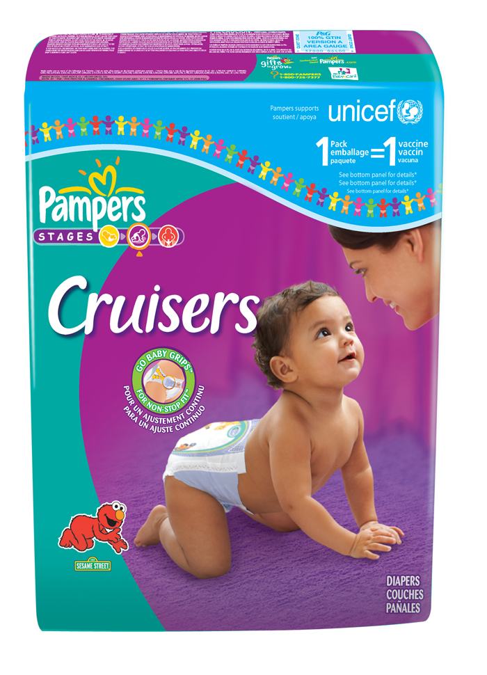1986 – Ultra Pampers And Luvs